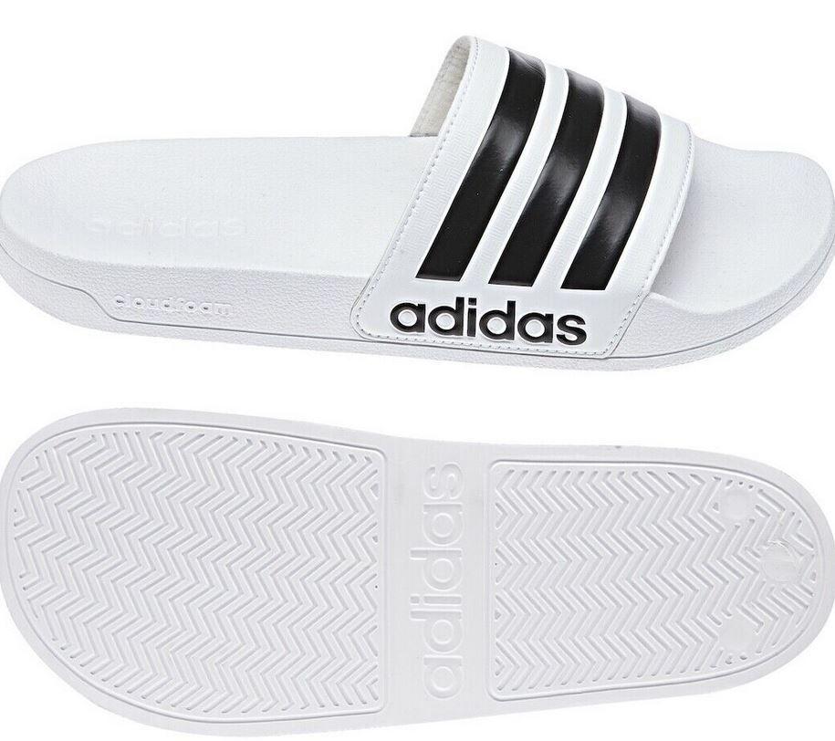 adidas neo adilette Cloudfoam herren Badeschlappen bis 47 für 23,89€(statt 26€)