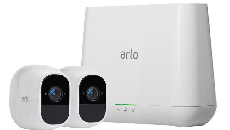 Saturn Smart Home Late Night Shopping: z.B. ARLO Pro2 IP Kamera Set für 399€ (statt 450€)