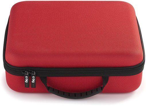 Bigben Nintendo Switch Storage Case (BB366839) in rot für 19€ (statt 27€)