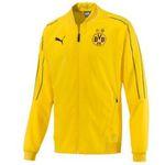 Puma BVB Herren Leisure Trainingsjacke in Gelb für 17,99€ (statt 41€)