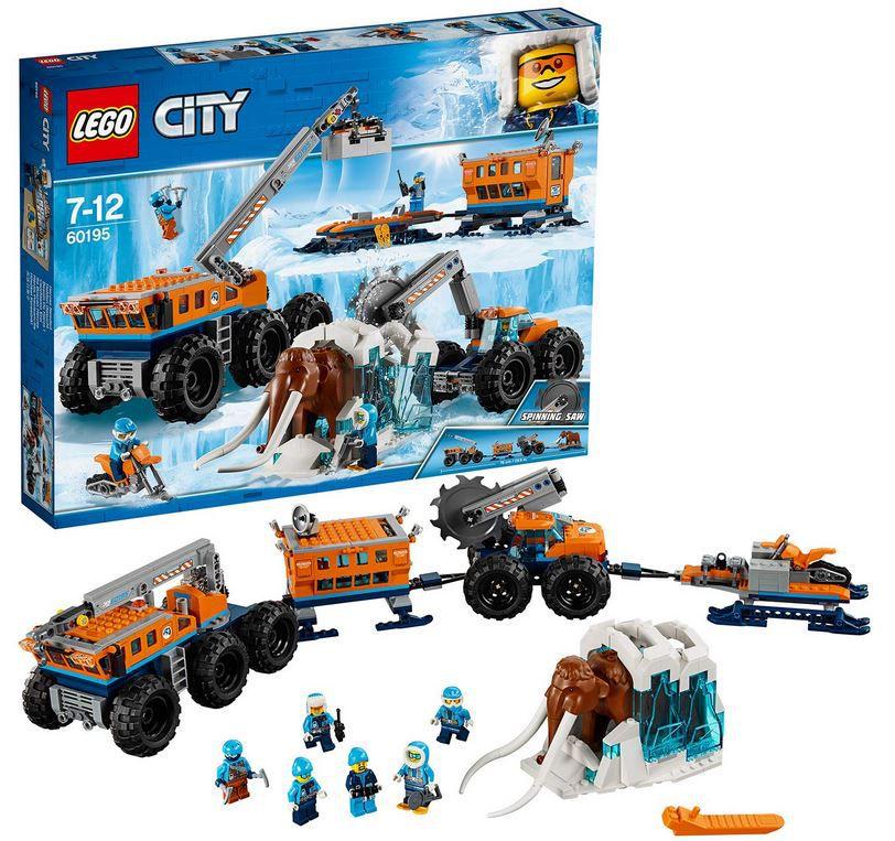 LEGO Mobile Arktis Forscherstation für 58,99€ (statt 69€)