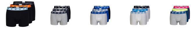 Cristiano Ronaldo 3er Pack CR7 Basic Trunk Boxershorts für 17,95€ (statt 29€)