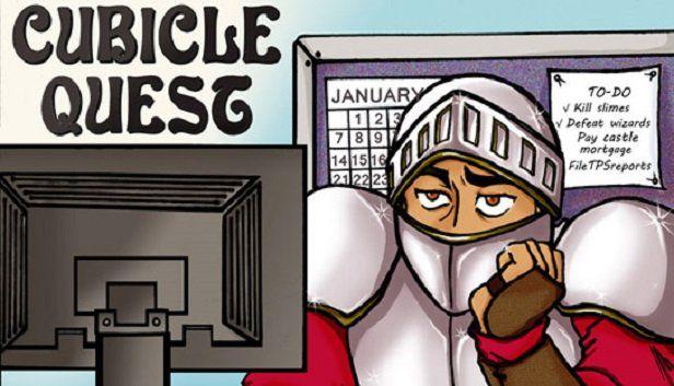 IndieGala: Cubicle Quest kostenlos (Steam 7/10)