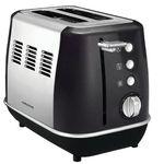 MORPHY RICHARDS Evoke Toaster Schwarz (900W) + gratis Röstaufsatz für 26€ (statt 60€)