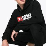 """Diesel Herren Hoodie """"S-Division Sweatshirt"""" für 48,55€ (statt 72€)"""