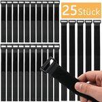 25 Klett-Kabelbinder für 5,59€ – Prime