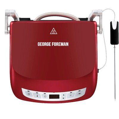 George Foreman Fitness Kontakt  und Sandwichgrill mit 1440 Watt für 69€ (statt 112€)