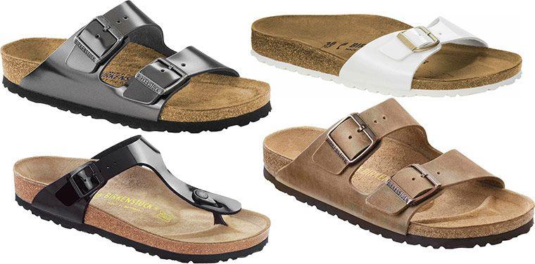 Birkenstock Sandalen z.B. Arizona, Gizeh oder Madrid für 39,99€(statt 52€)   nur 36   42!