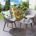 Greemotion Balkon-Set Auckland für 89,99€ (statt 150€)