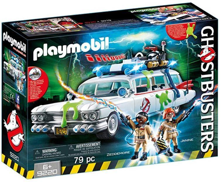 PLAYMOBIL 9220 Ghostbusters Ecto 1 Einsatzwagen ab 23,79€ (statt 36€)