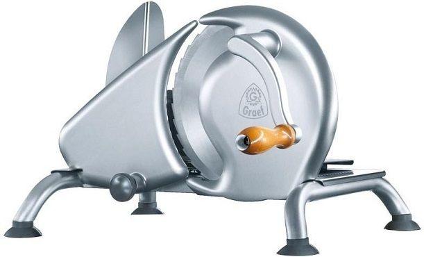GRAEF H9 Allesschneider in Silber für 85€ (statt 98€)