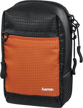 HAMA Fancy Travel 80M Kameratasche in Orange für 9€ (statt 17€)