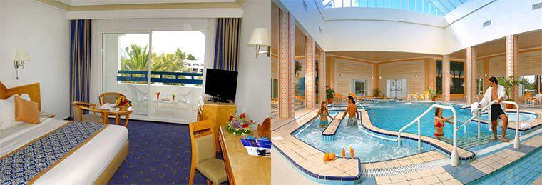 7 Tage Tunesien im 5* Hotel inkl. HP, Flug & Transfer ab 285€ p.P.