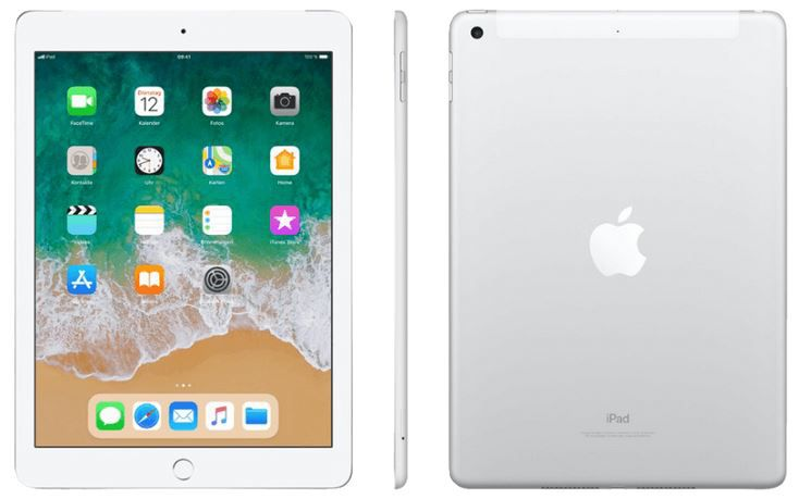 Bis Mitternacht! Media Markt Apple Weekend z.B.  APPLE iPad (2018) 32 GB, LTE für 379€ (statt 428€)