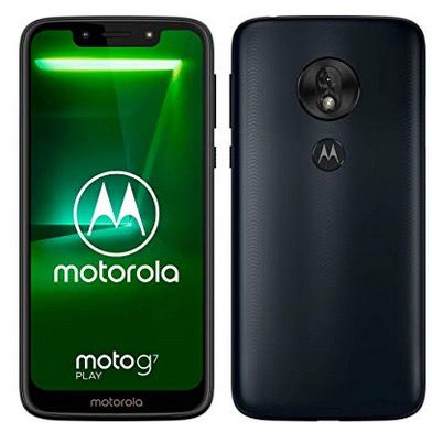 Motorola Moto G7 Play Dual SIM Smartphone 32GB für 101,71€ (statt 138€)