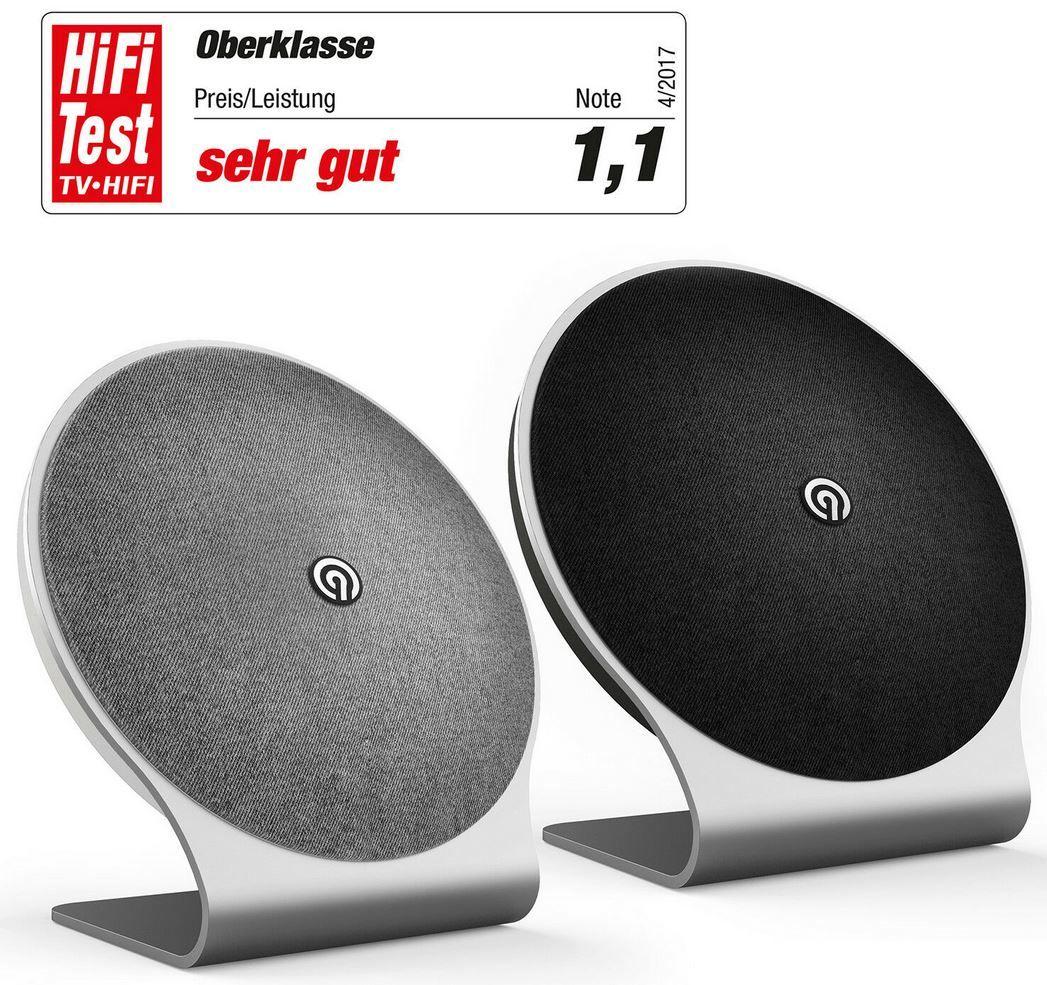 NINETEC Kosmo 60 Watt NFC Bluetooth Lautsprecher für 44,99€ (statt 93€)