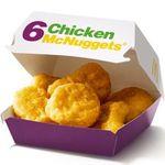 Chicken McNuggets 6er für 1,50€ (statt 4,19€) – oder Doppelburger je 1,99€