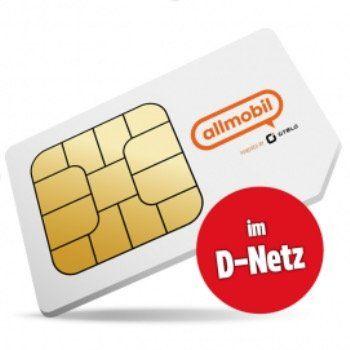 Vodafone Allnet-Flat 6GB LTE für 7,99€mtl. + 50€ Rufnummern-Bonus