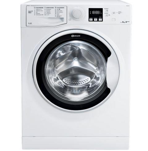 BAUKNECHT WM PURE 8F16 Waschmaschine 8Kg für 399€ (statt 489€)