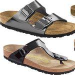 Birkenstock Sandalen z.B. Arizona, Gizeh oder Madrid für 44,95€(statt 50€)