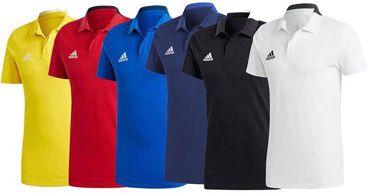 4x adidas Condivo 18 Herren Poloshirts div. Farben bis 3XL für 47,92€ (statt 58€)