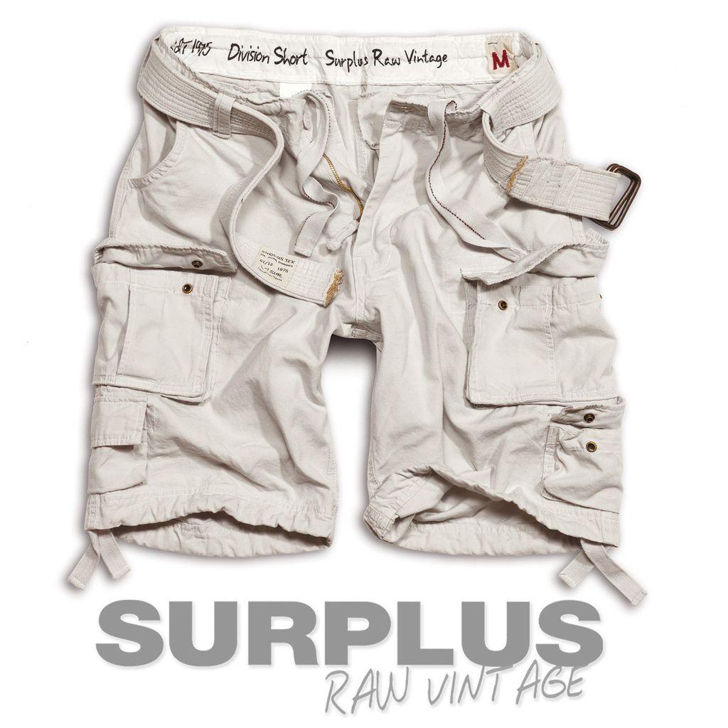 Surplus Division Cargo Herren Shorts bis 7XL für je 24,90€ (statt 40€)
