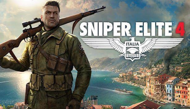 Ab 6Uhr Kostenlos Sniper Elite 4 für PS4 (IMDb 7,9/10)