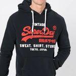 Superdry Hoodie 'Shop Duo' für 32,35€ (statt 40€)