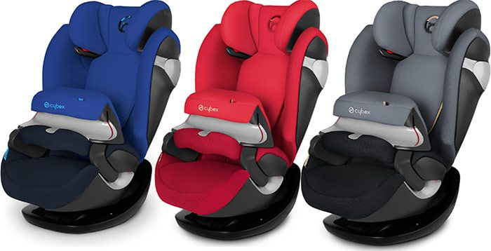 Cybex Pallas M Kindersitz in vielen Farben für je 152,99€ (statt 194€)