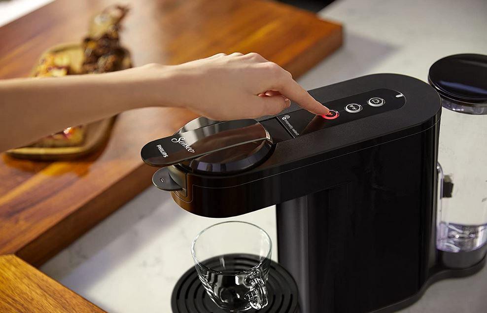 Philips 6592/60 Senseo Switch Pad und Filterkaffeemaschine für 71,99€ (statt 88€)