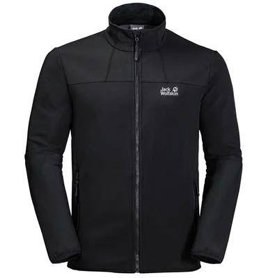 Jack Wolfskin Softshelljacke Essential Altis Men für 58,87€ (statt 72€)   L bis XXL
