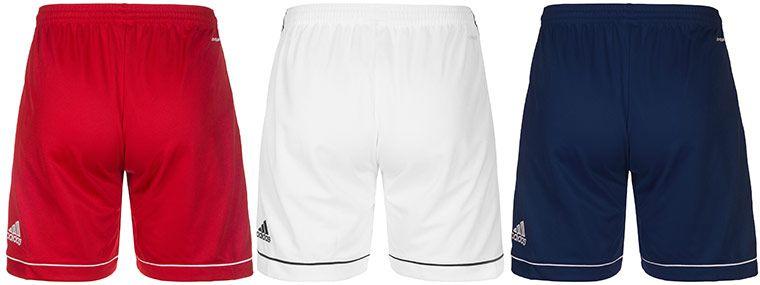 adidas Performance Squadra 17 Short in 9 Farben für je 9,95€