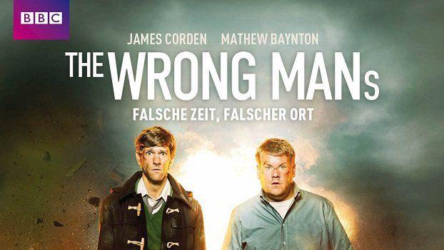 ARD Mediathek: Gratis The Wrong Mans   Falsche Zeit, falscher Ort anschauen (IMDb 7,8/10)