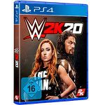 DOPPELPACK – WWE 2K20 für die Xbox oder die PS4 für nur 69,99€ (statt 104€)