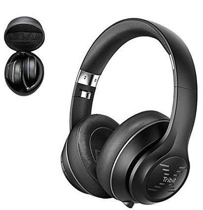 Tribit XFree Tune   OverEar Kopfhörer mit CVC 6.0 für 36,63€ (statt 46€)