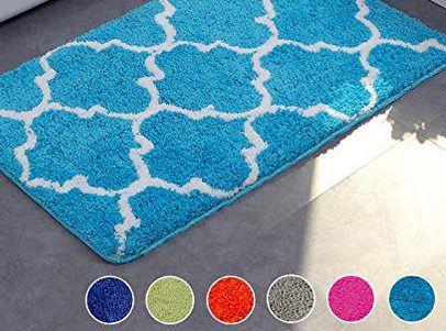 Verschiedene Fußmatten (50x80 &  60x90 cm) in vielen Farben ab 9,59€ (statt 16€)