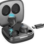 Tribit FlyBuds TWS InEar Kopfhörer mit BT 5.0 für 45,49€ (statt 65€)