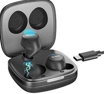Tribit FlyBuds TWS InEar Kopfhörer mit BT 5.0 für 34,99€ (statt 50€)