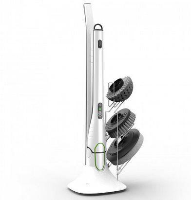 Phaewo elektrische Reinigungsbürste mit LED Anzeige für 54,99€
