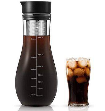 Kaffeebereiter aus Borosilikatglas (1,5L) für Cold Brew für 20,29€ (statt 29€)