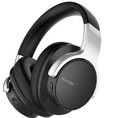 Mixcder E7 Noise Cancelling OverEar Kopfhörer mit 20h Spielzeit für 37,49€ (statt 50€)