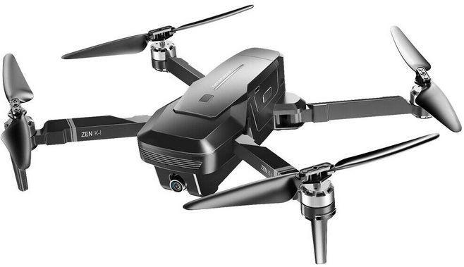 VISUO ZEN K1 4K GPS WIFI RC Brushless Drohne für 127,99€   aus DE