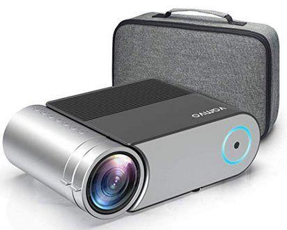 Vamvo L4200   720p LED Beamer mit 4000 Lumen für 99,74€ (statt 133€)