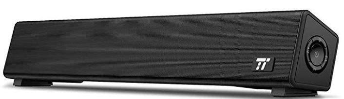 TaoTronics TT SK025 Soundbar mit Bluetooth & mehr für 27,99€ (statt 40€)