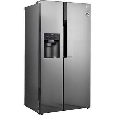 LG GSL 561 PZUV   Side by Side Kühlschrank mit Wasser  / Eisspender für 849€ (statt 1.029€)