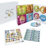 Media Markt Dienstag Sale: Disney Classics Komplettbox (55 DVD) für 171,84€ (statt 223€)