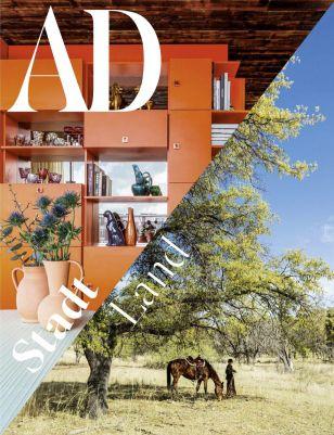 5 Ausgaben Architectural Digest für 47,50€ + Prämie 40€ BestChoice Gutschein