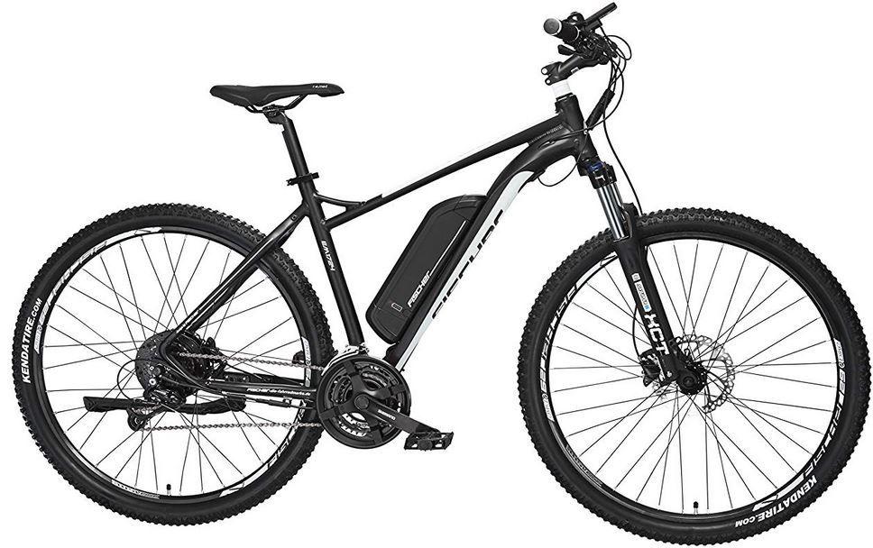 FISCHER EM 1724 eMountainbike mit Hinterrad Motor für 969€ (statt 1.114€)