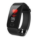 Explopur Smart-Armband IP67 mit Farbdisplay und Tracker verschiedene Farben für 11,99€ (statt 24€)