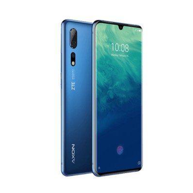 ZTE Axon 10 Pro Dual SIM Smartphone mit 128GB in Blau für 421,32€ (statt 540€)